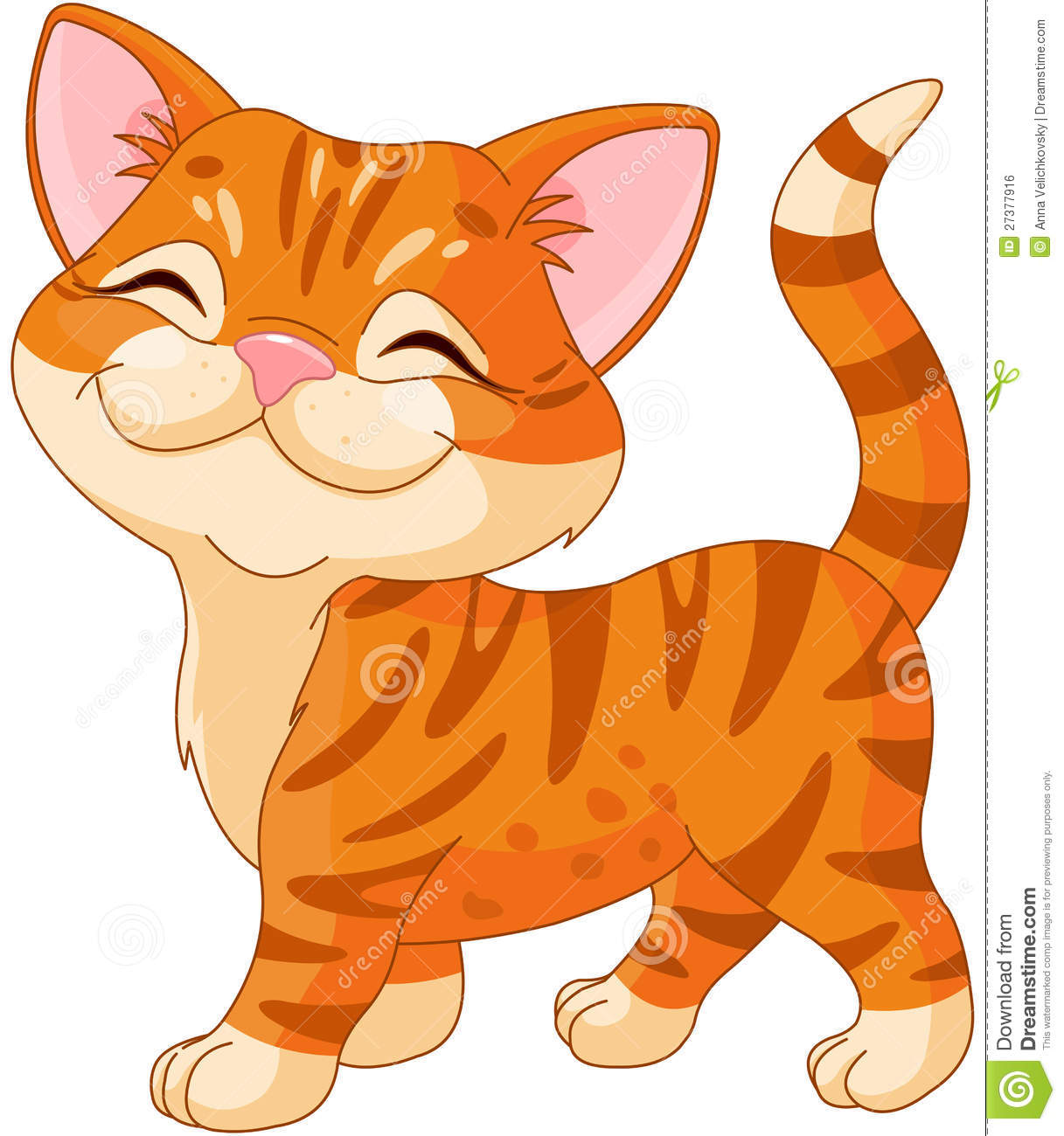 cute kitten stock vector illustration of clip  curiosity dog and cat paw prints clip art cat paw print clip art outline
