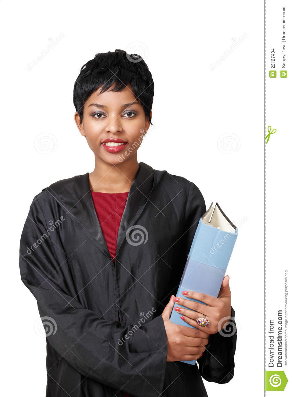 Cute Stock Photography: Cute Lawyer Girl Stock Images