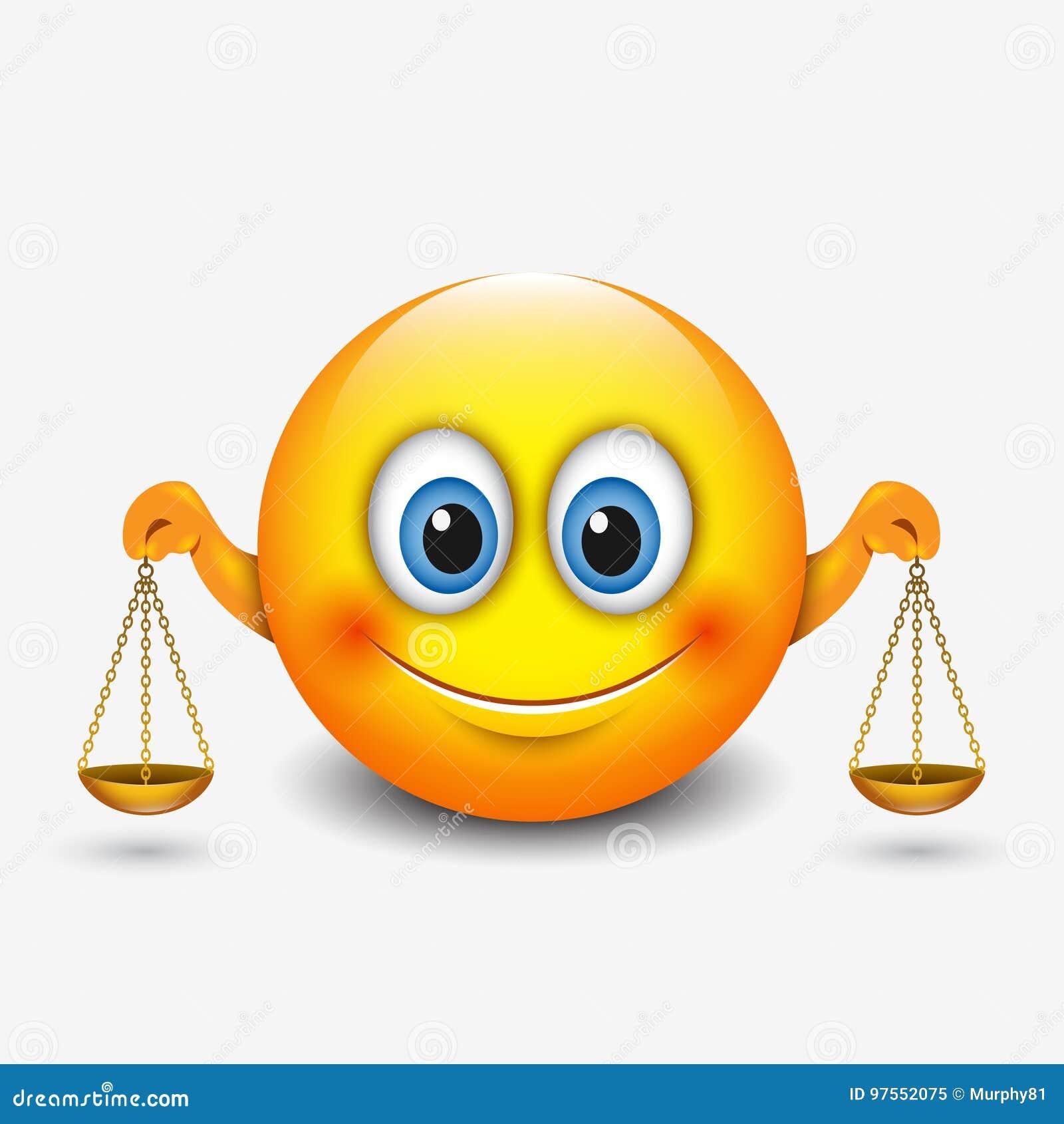 Libra sign on emoji