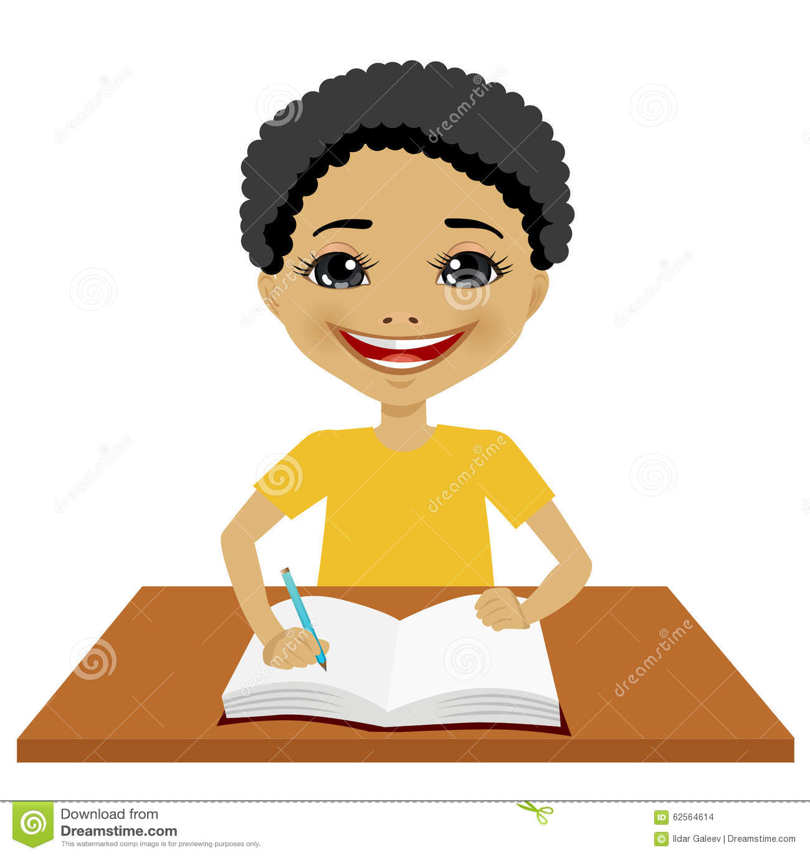teen homework desk