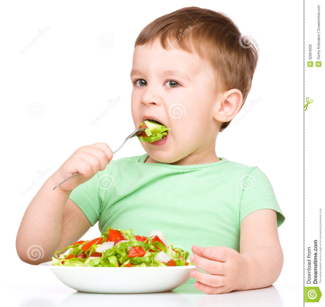 Images Of Baby Eating Food