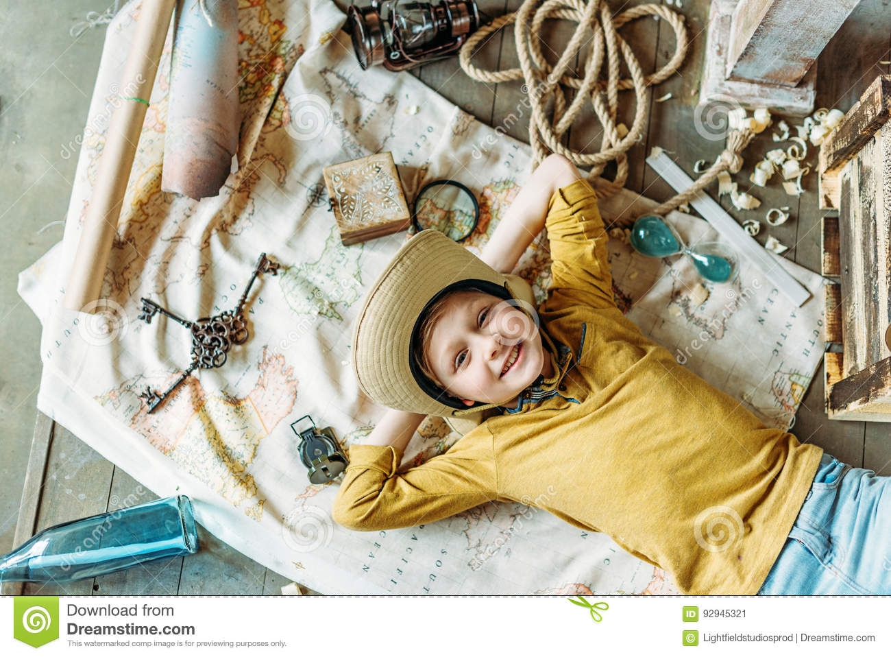 What is the Importance of Traveling? An Explorer's View ...  Little Boy Traveling