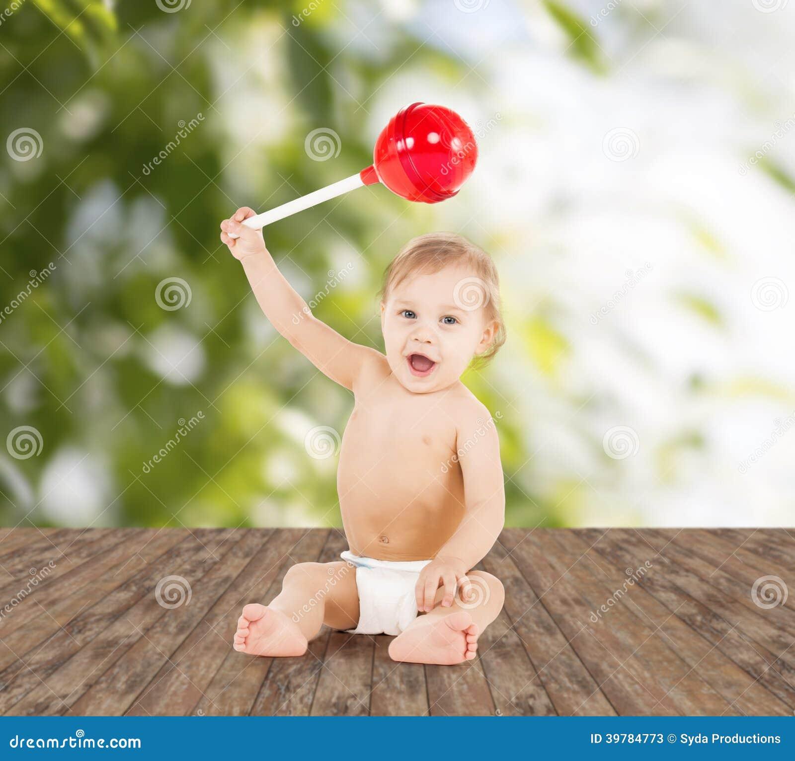 Little Big Boys Toys : Little boy with candy sucker stock photo cartoondealer