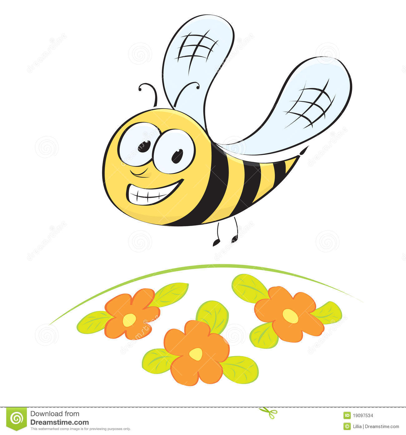Cute bee cartoon Stock Photos and Images. 14,445 Cute bee ...