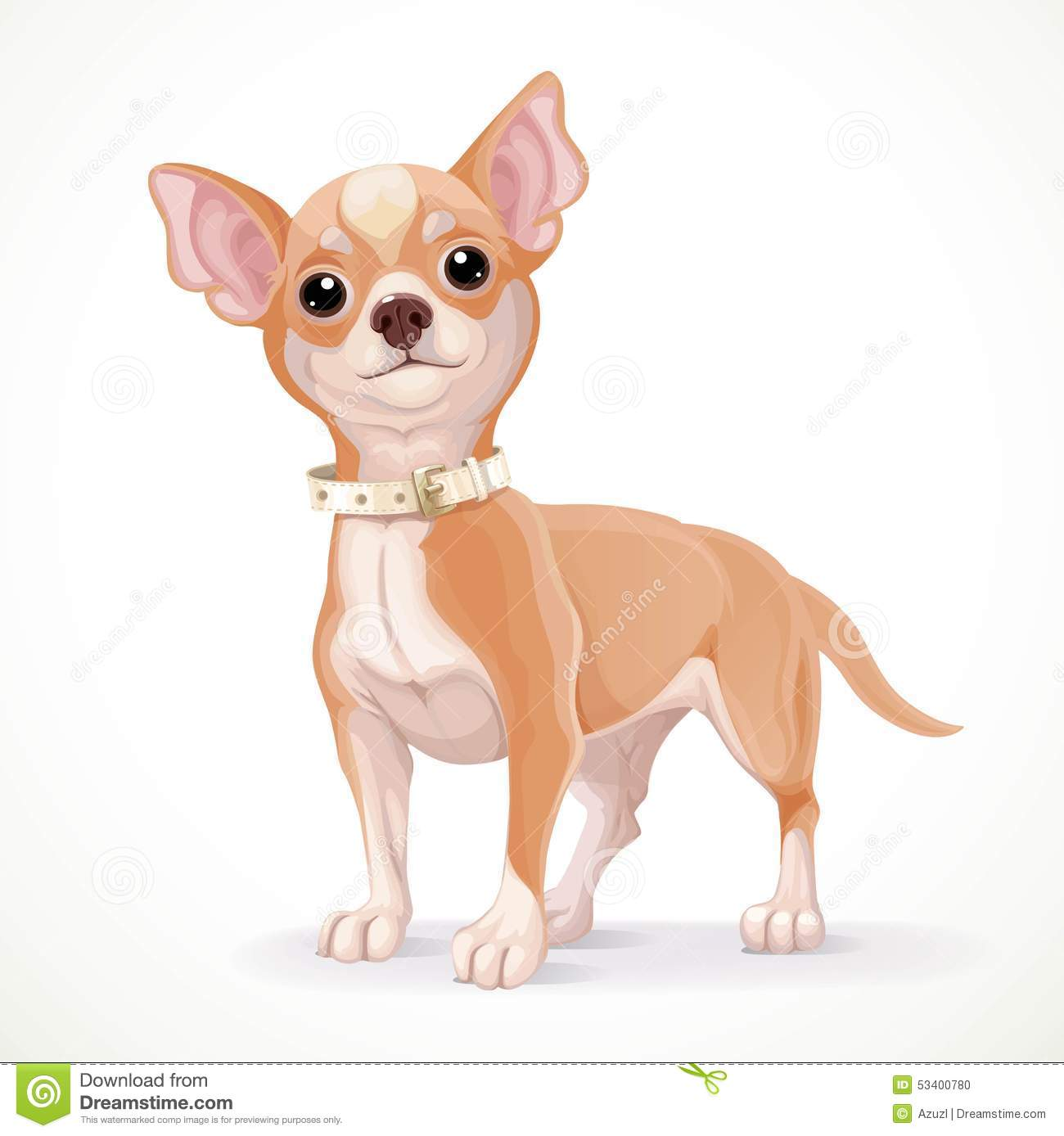 chihuahua dog clipart - photo #10