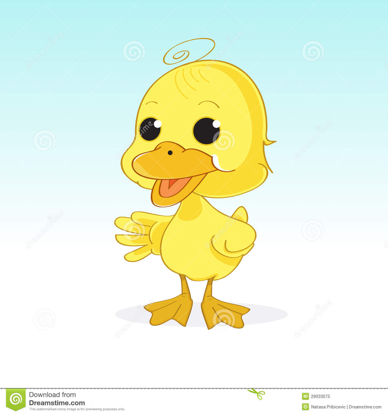 Cute little duck - photo#23