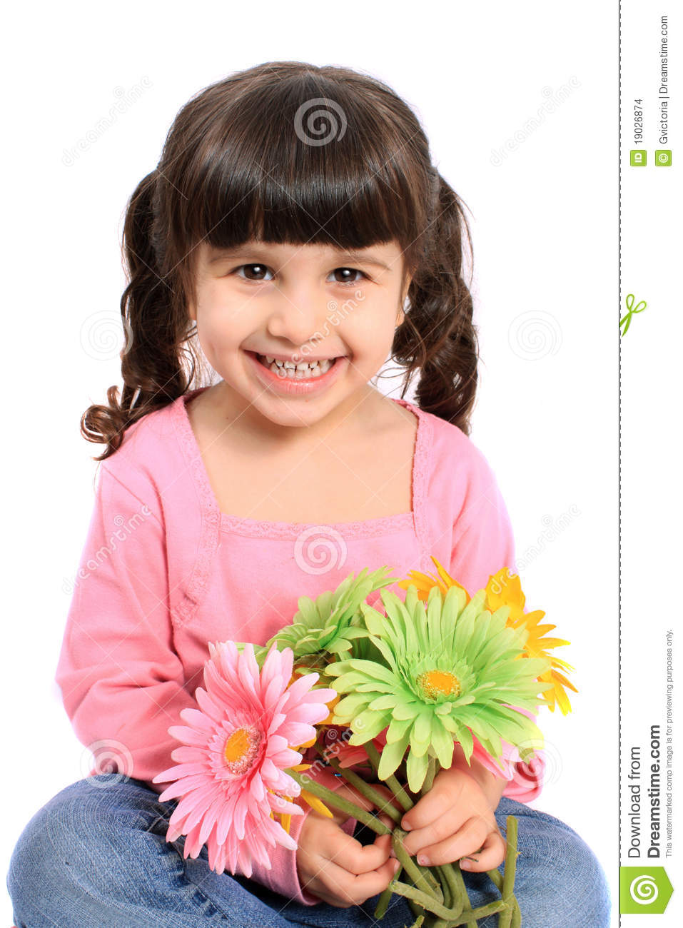 Adorable Four Year Boy With Big Blue Eyes Stock Image: Cute Little Four Year Old Girl Stock Images