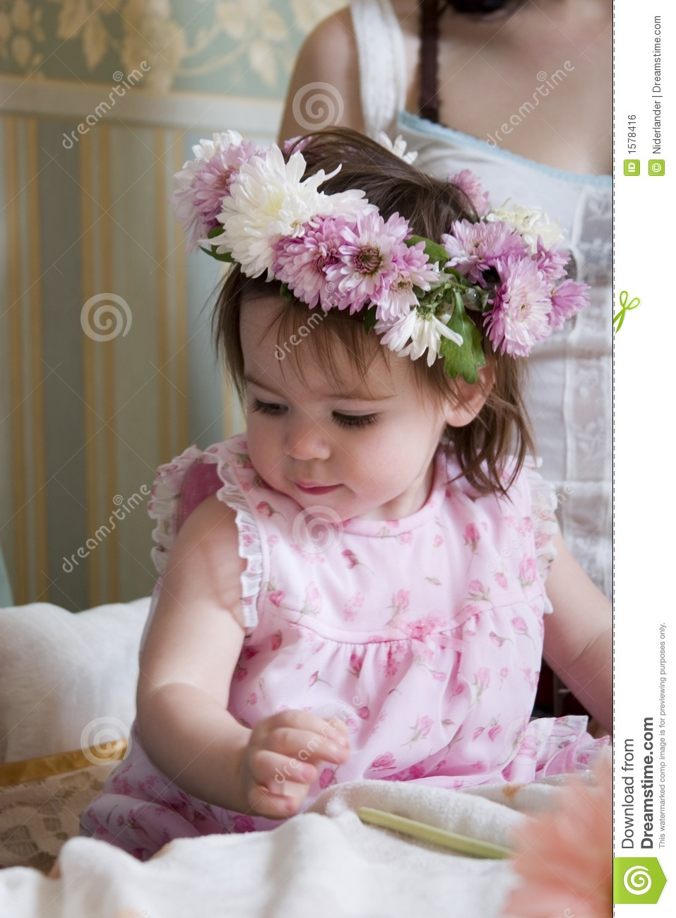 cute little girl stock photo. image of happiness, playful - 1578416