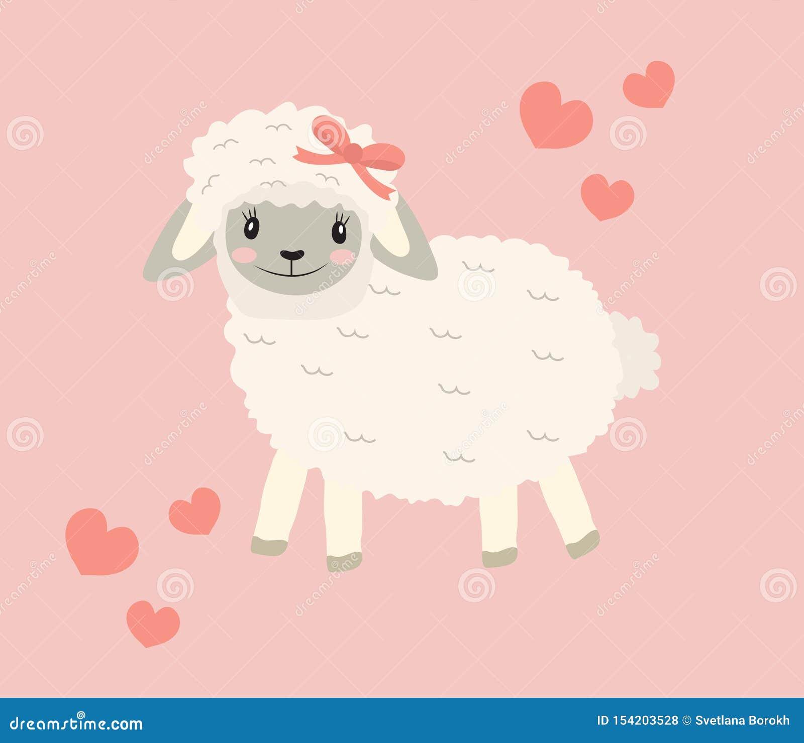 Sheep Clip Art Stock Illustrations 4 059 Sheep Clip Art Stock Illustrations Vectors Clipart Dreamstime