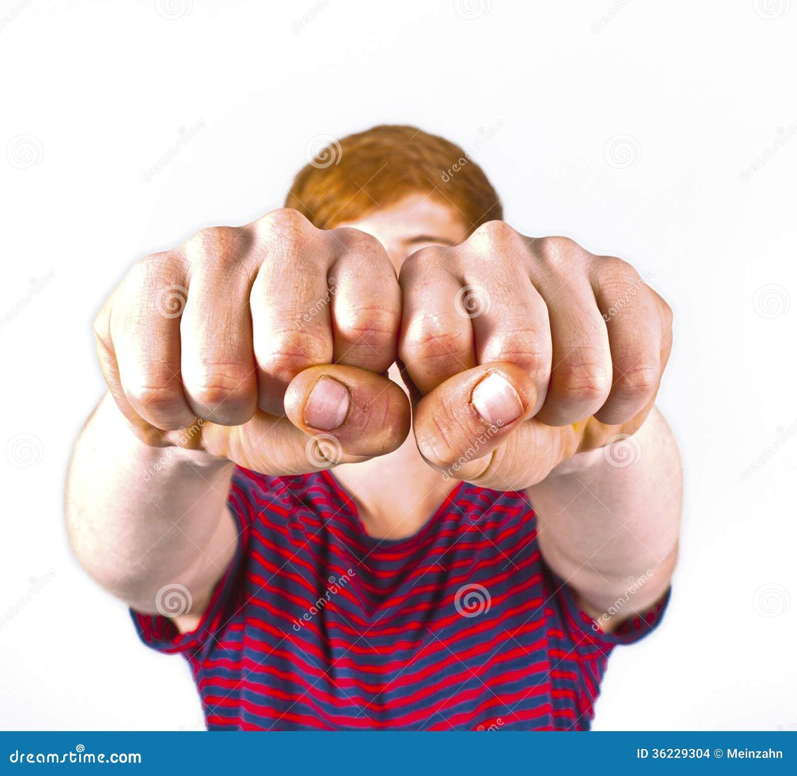 Teen Fist Fights 73