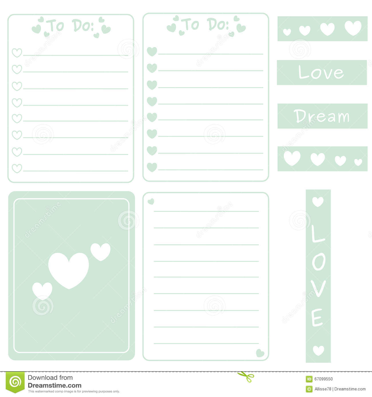photo relating to Notes Template Printable identified as Adorable Mint Shade Mounted Of Printable Template For Playing cards, Notes