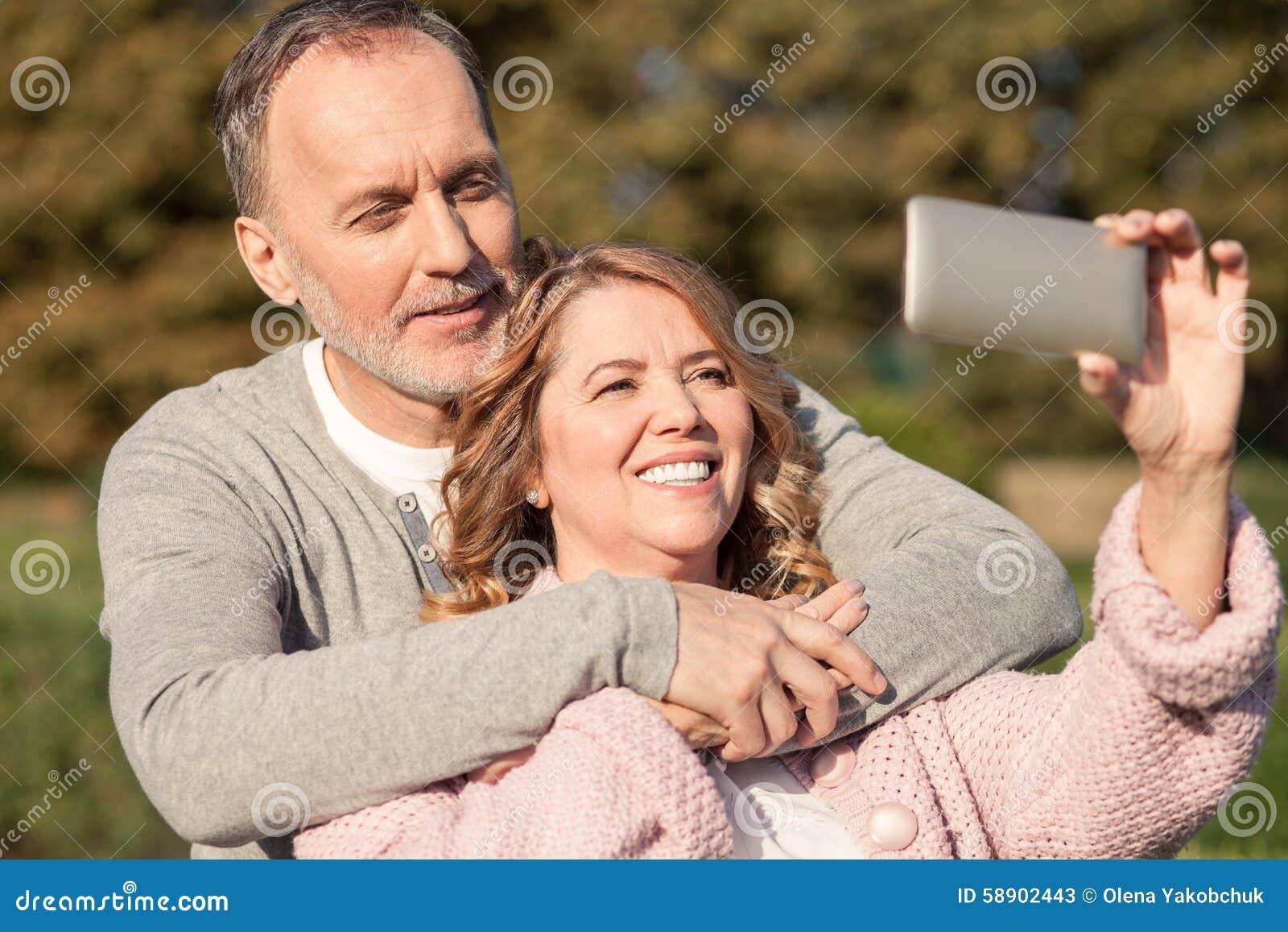 mature older wife photos