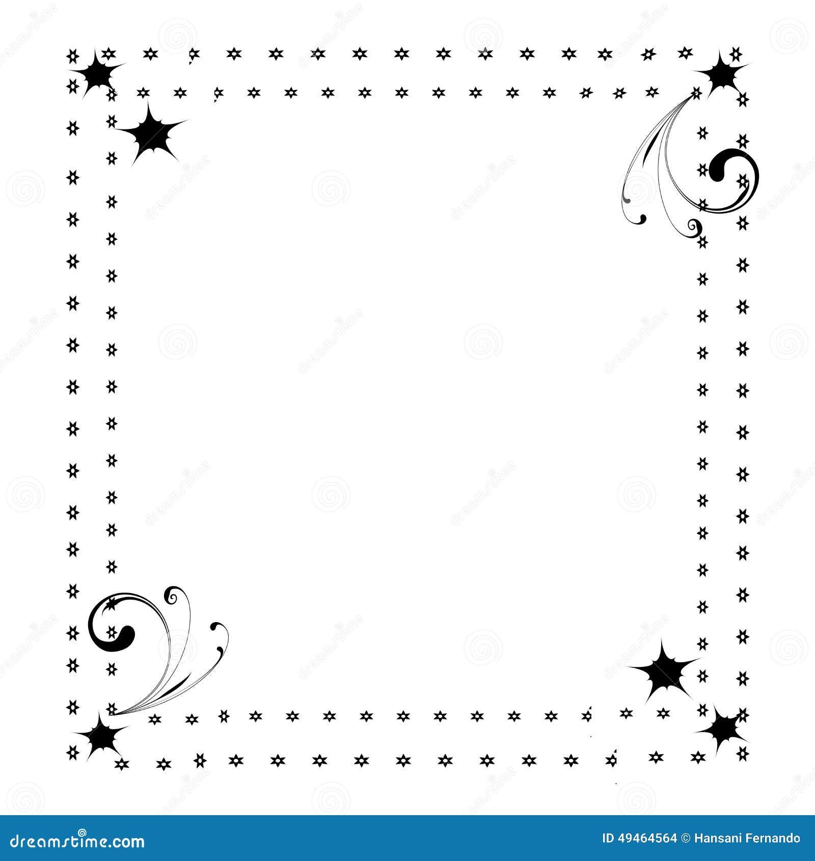 a cute page border frame stock photo cartoondealercom