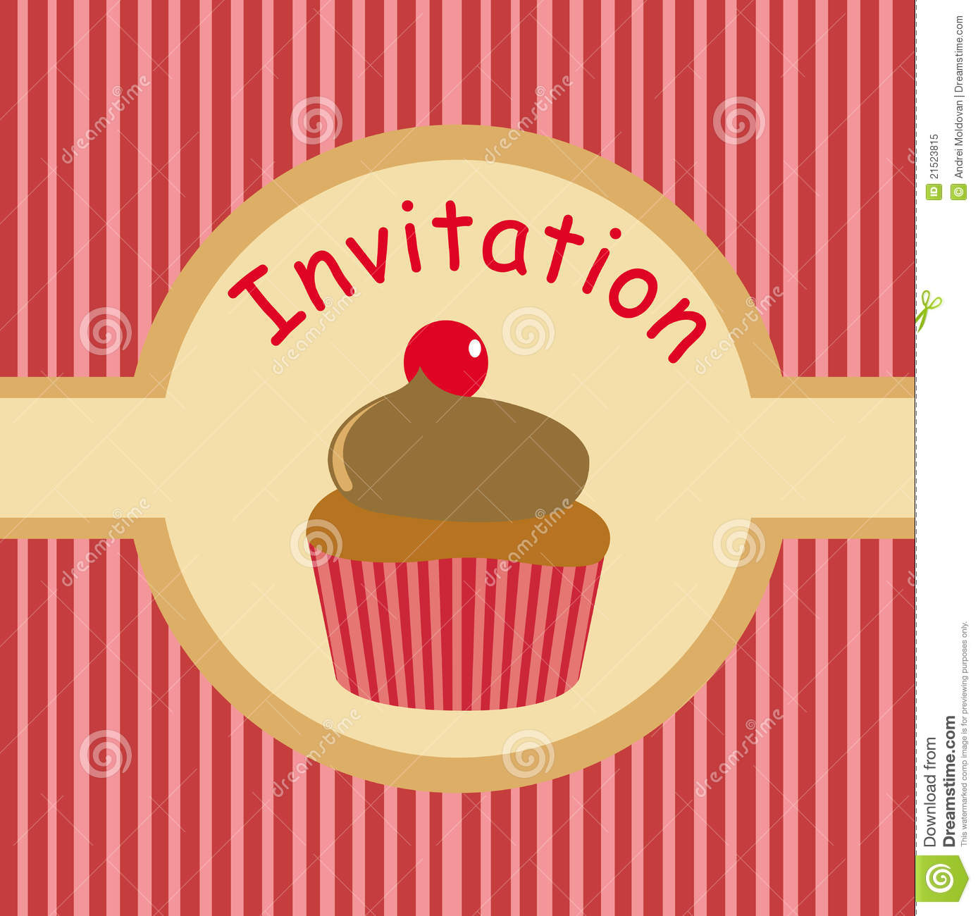 Free Cupcake Party Invite Cupcake autumn wedding invitations cute ...
