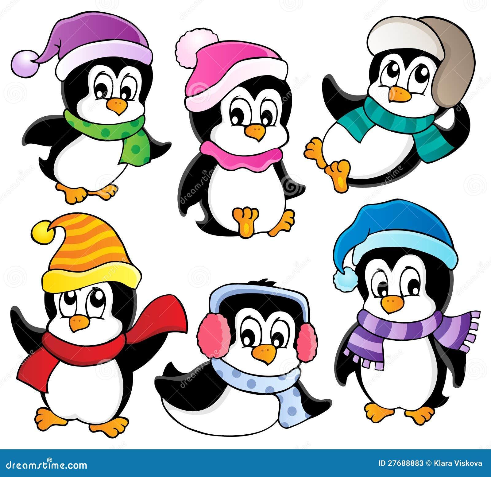 Cute Penguins Collecti...