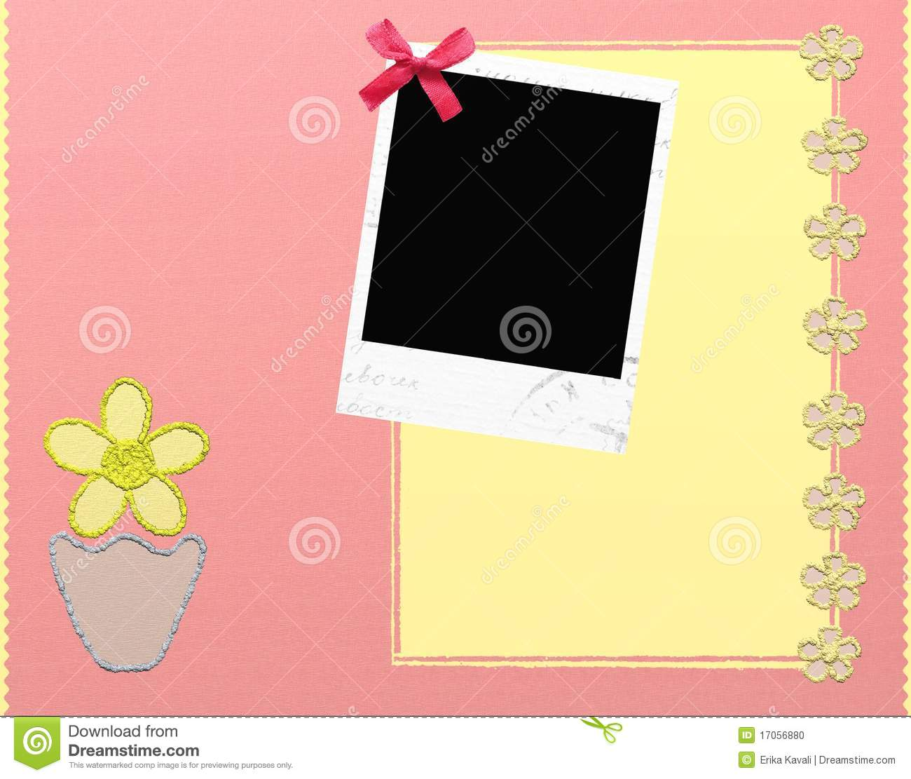 Cute Photo Frames Stock Photo Image 17056880