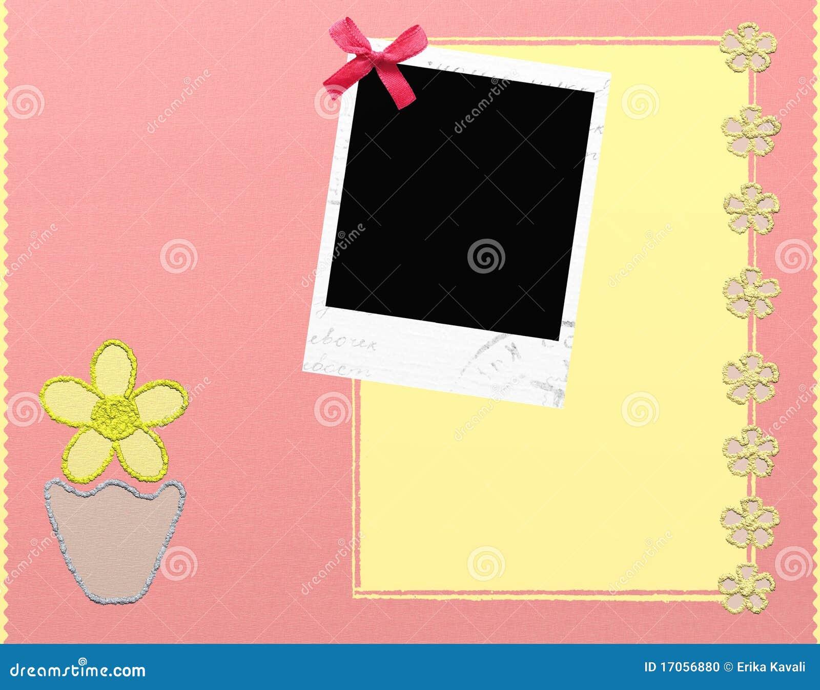 Cute photo frames stock illustration. Illustration of frames - 17056880