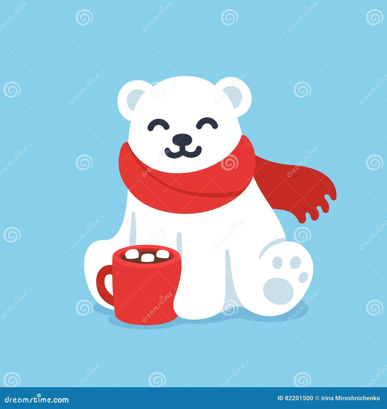 Hot Chocolate Cartoon Pic