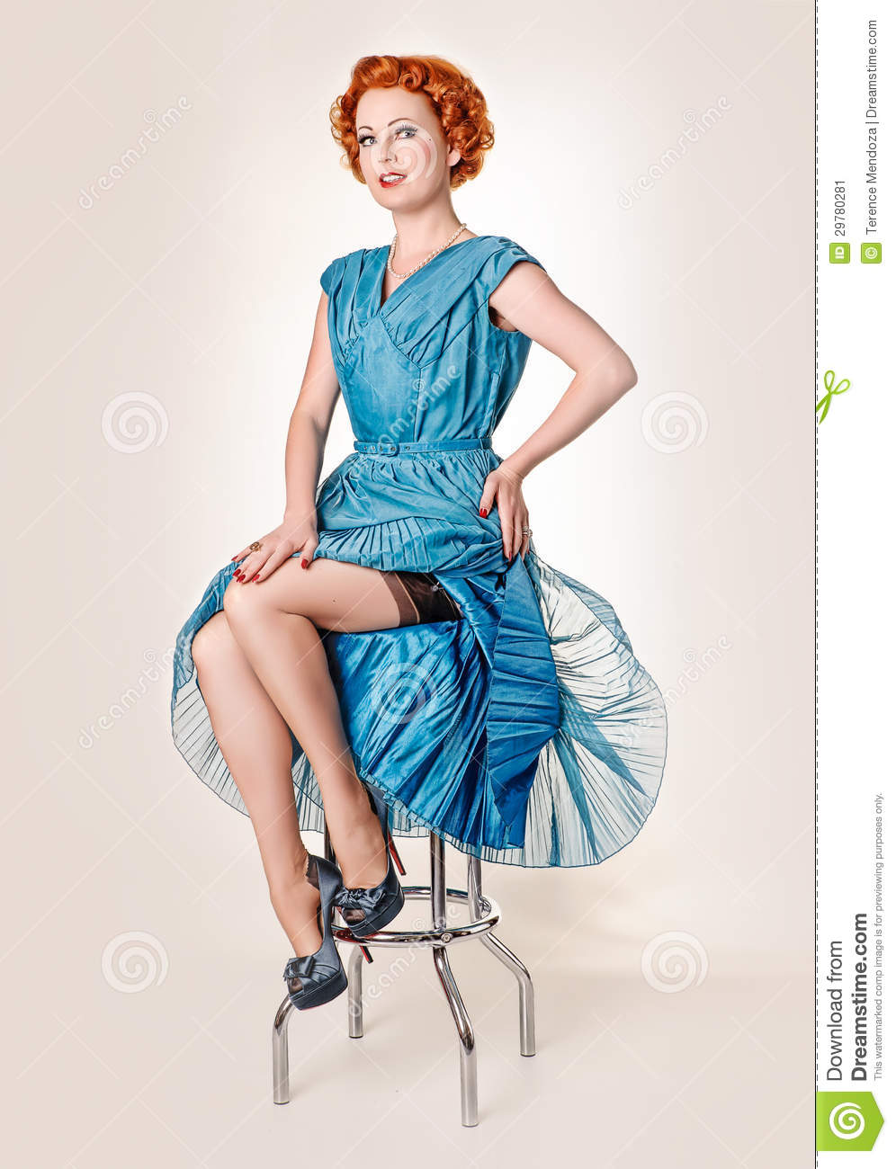 Are not retro vintage redhead not