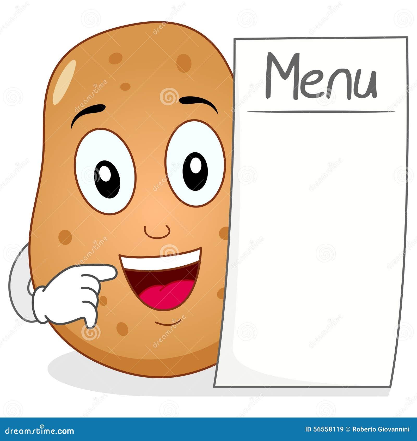Cute Potato