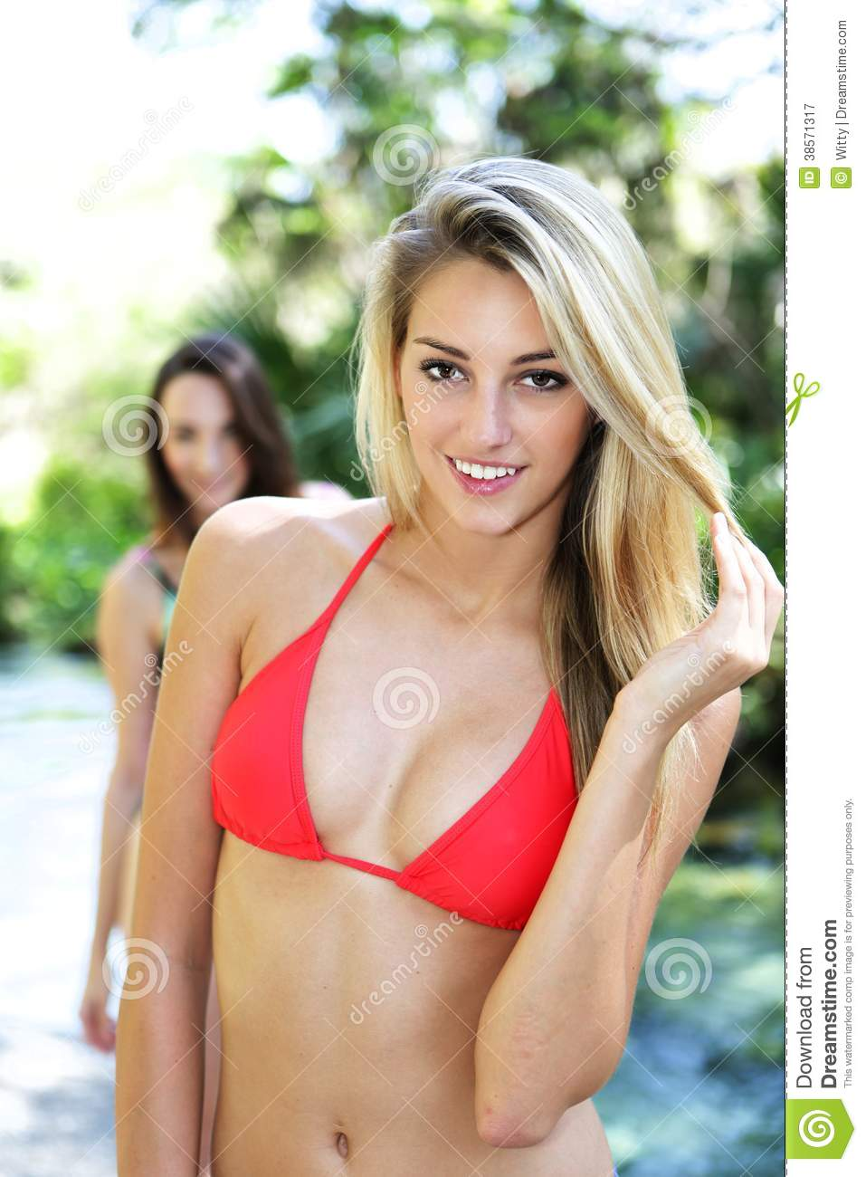 Pretty Girls That Make The World A Little More Beautiful: Cute And Pretty Girls Stock Image. Image Of Pretty, Cute