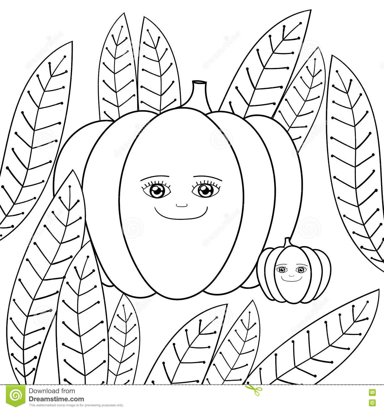 baby pumpkin coloring pages - photo#22
