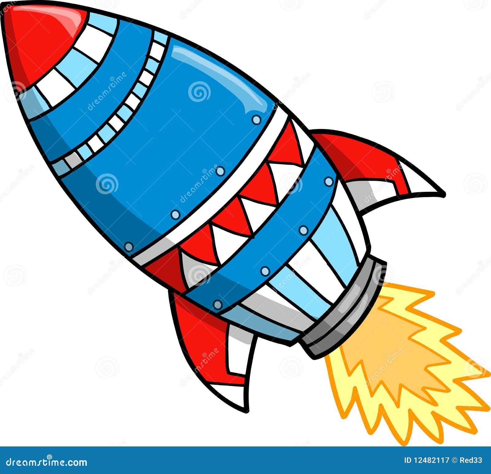 space rocket clip art - photo #39