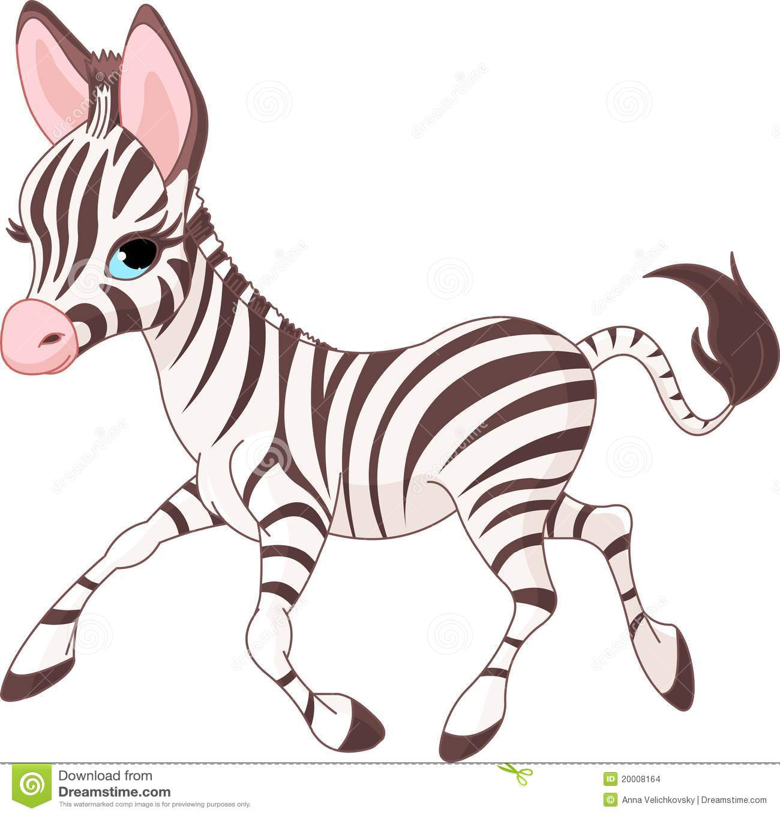 cute running baby zebra stock vector illustration of zebra print border clipart zebra print heart clipart