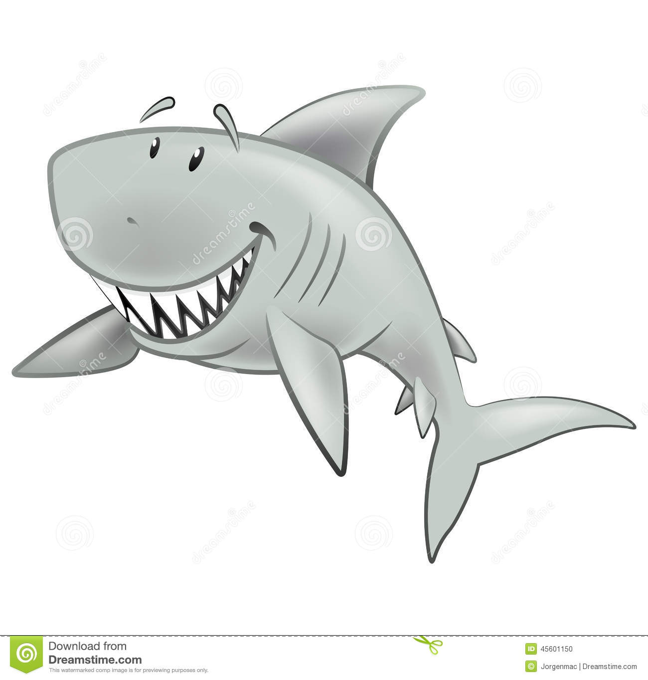 cute great white shark - photo #17