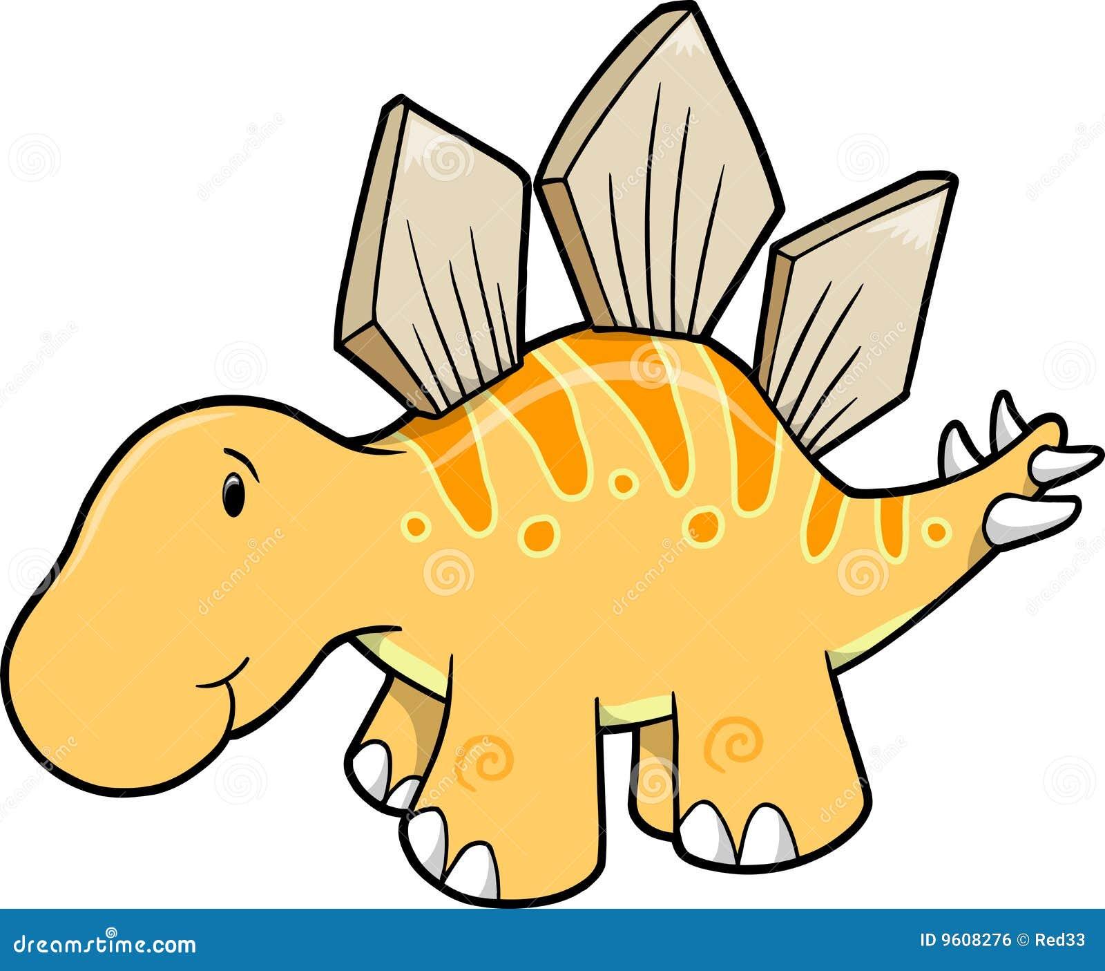 Uncategorized Cute Stegosaurus cute stegosaurus vector illustration stock image 9608276 illustration
