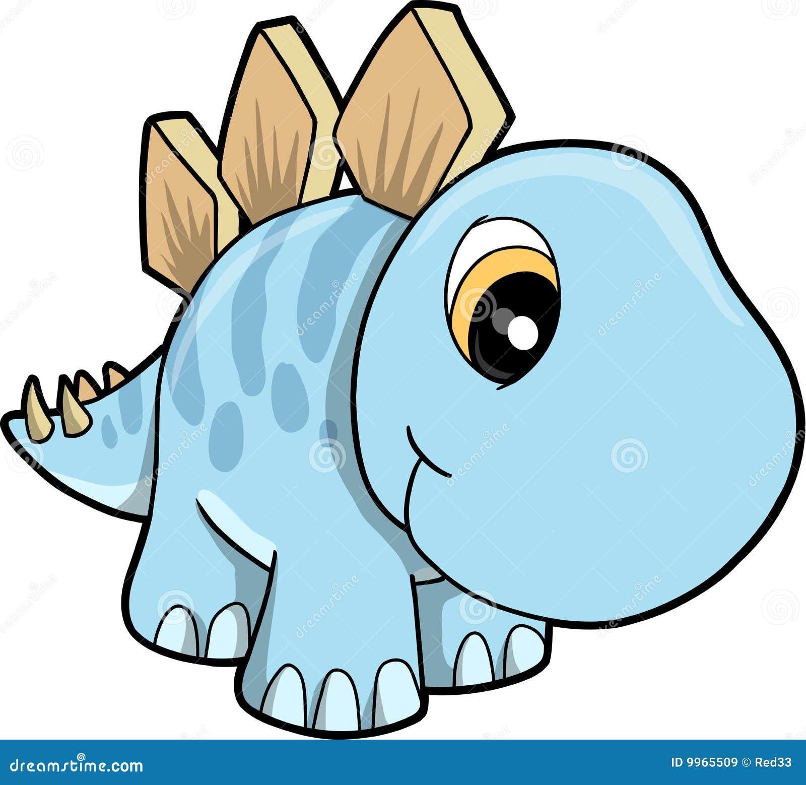 Uncategorized Cute Stegosaurus cute stegosaurus vector illustration stock image 9965509 illustration