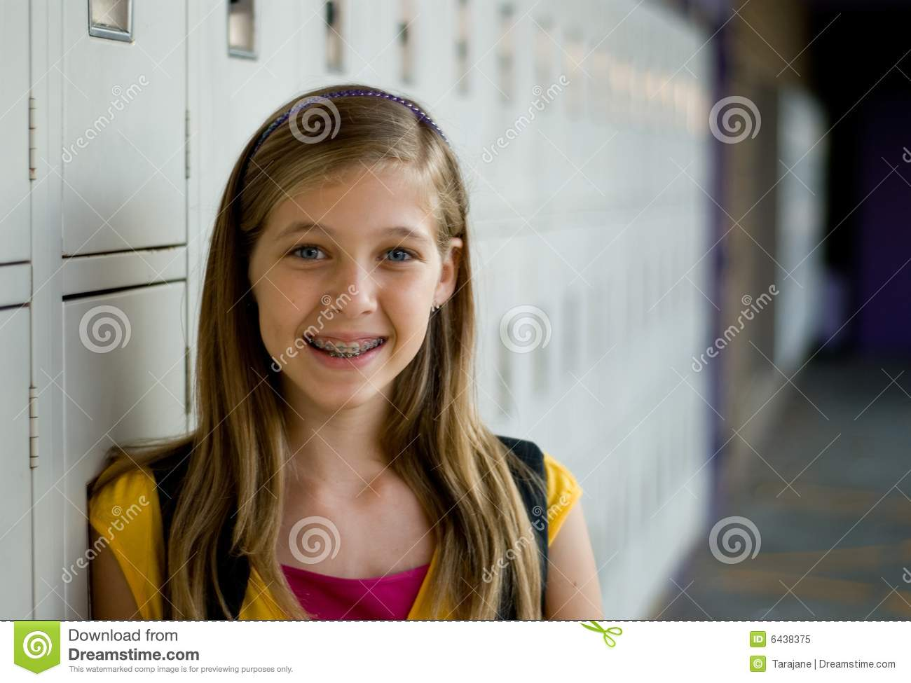 Cute Student Royalty Free Stock Photo - Image: 6438375 Happy High School Student Clipart