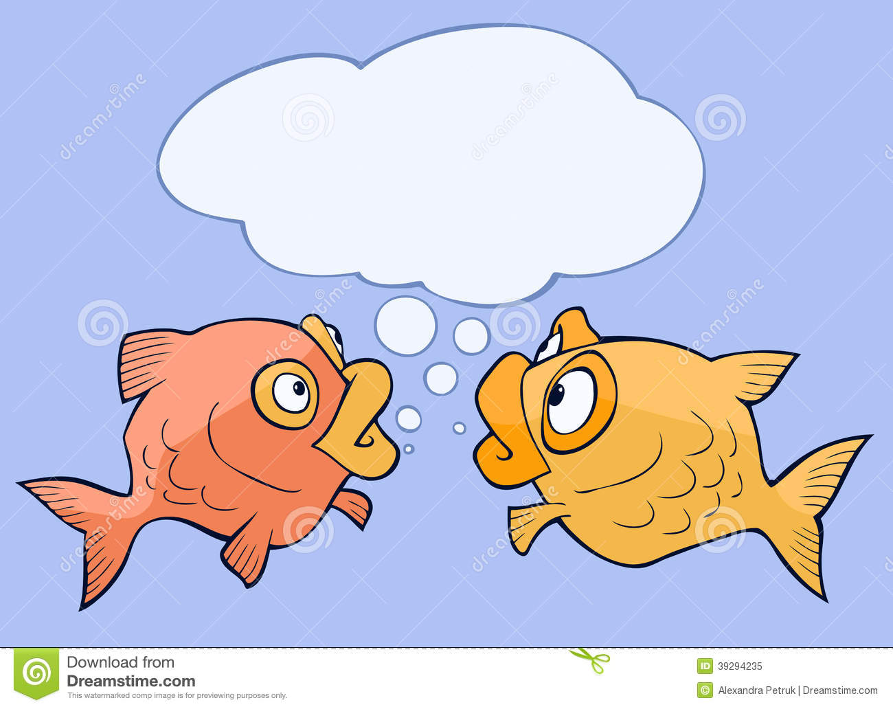 how to talk to pet fish