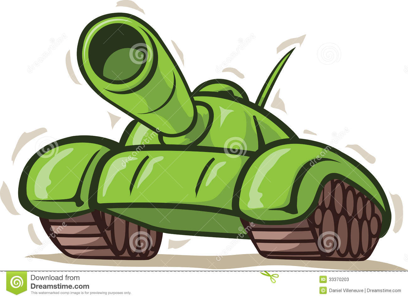 Cute Tank Stock Photos - Image: 33370203