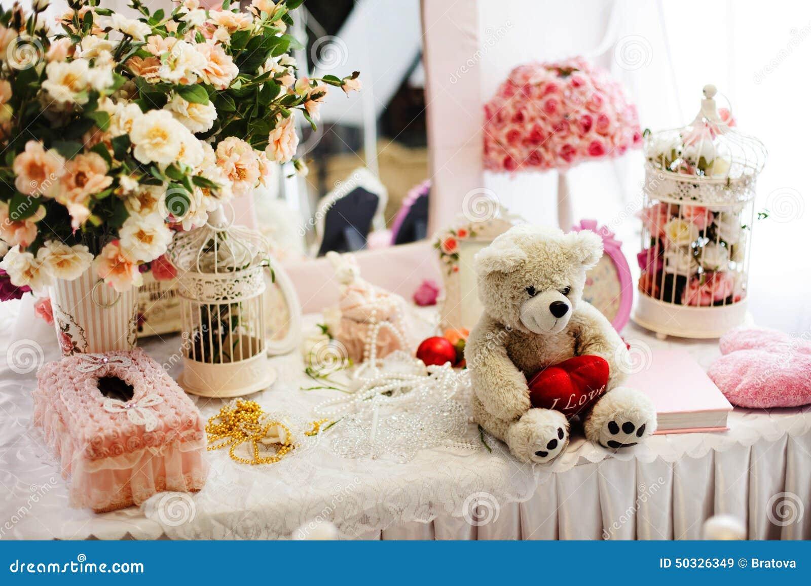 Cute teddy bear with a heart in pink still life stock image image cute teddy bear with a heart in pink still life izmirmasajfo