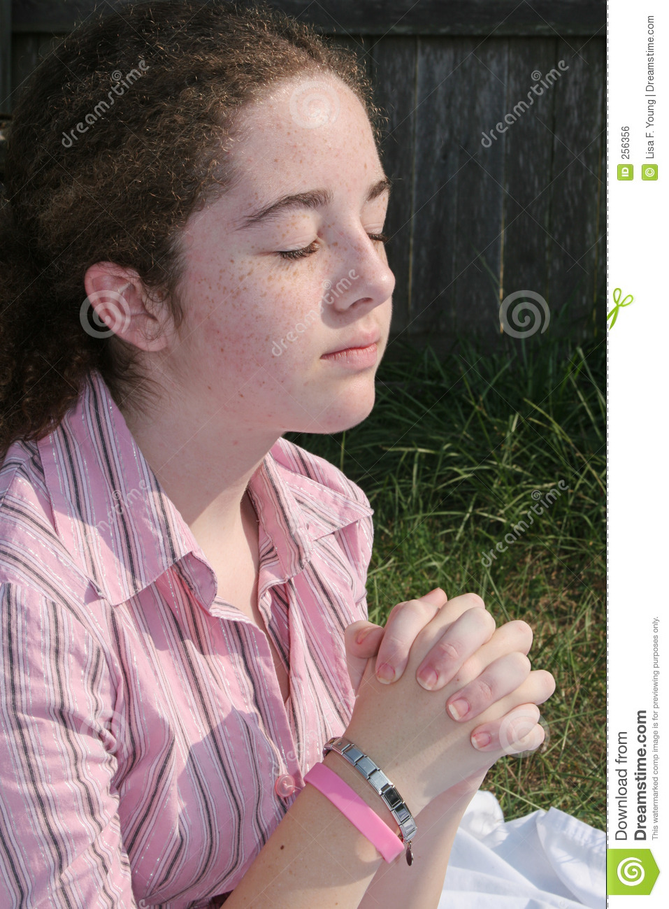 Cute teen praying 2 royalty free stock image image 256356 Cute teenage girls pics