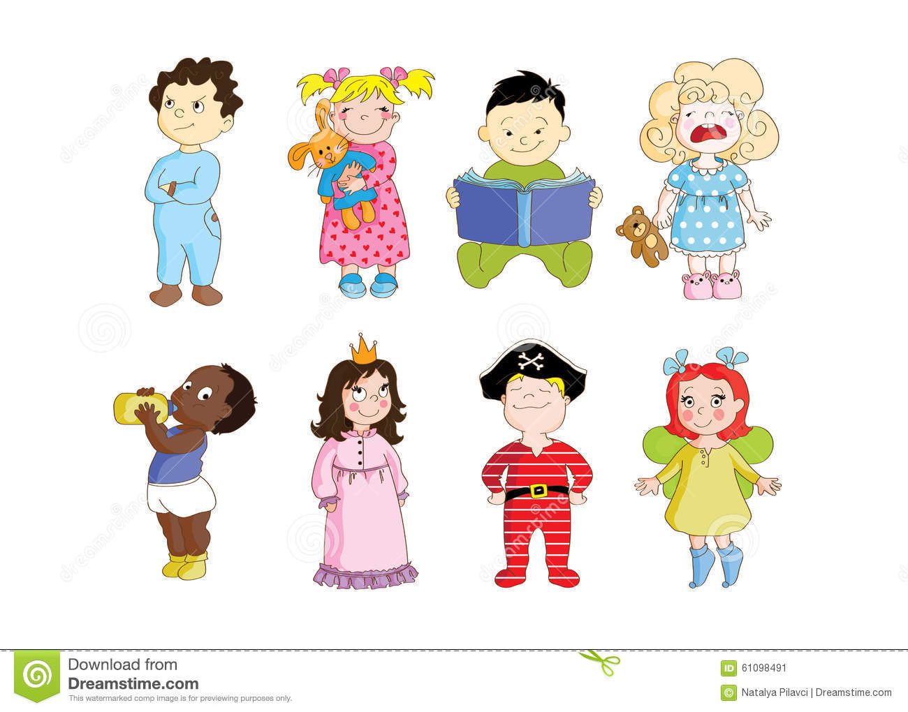 royalty free vector - Free Cartoons For Toddlers