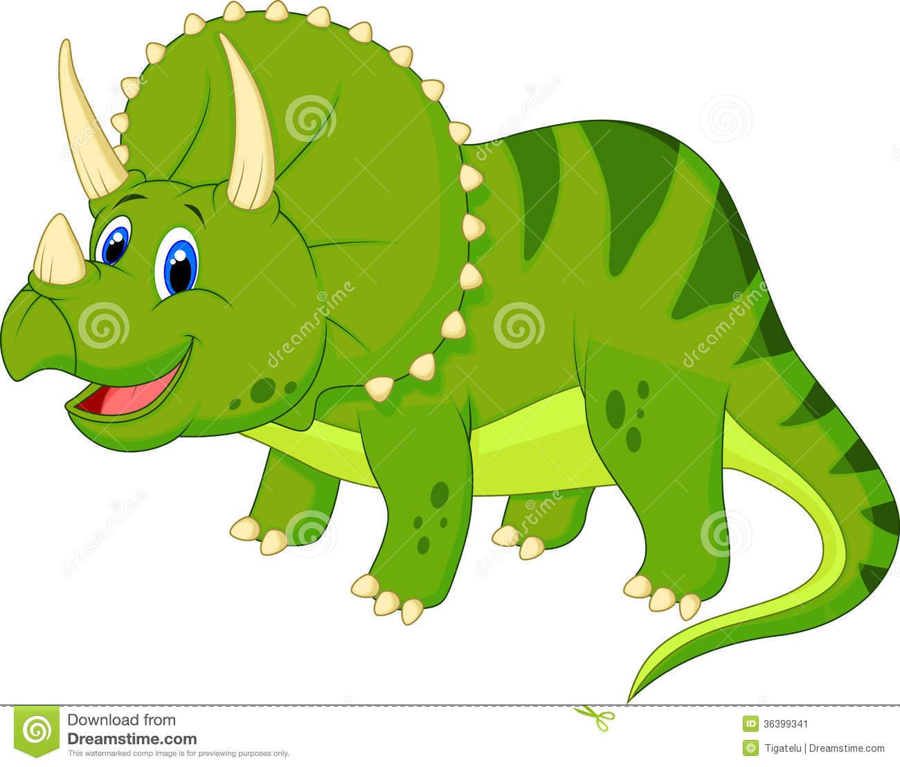 cute triceratops cartoon stock image image 36399341 baby animal clipart free download baby animal clipart images free