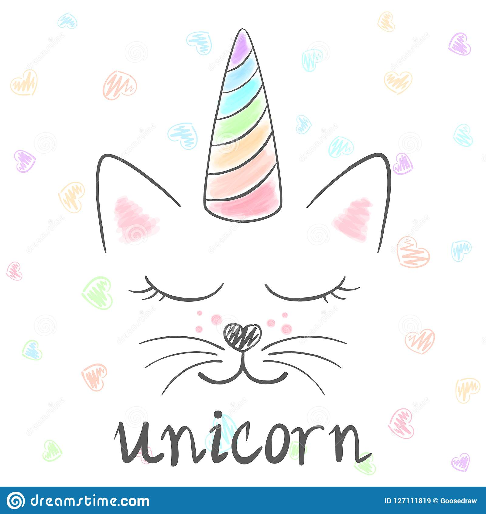 Beautiful Princess And Unicorn Coloring Page Cartoon