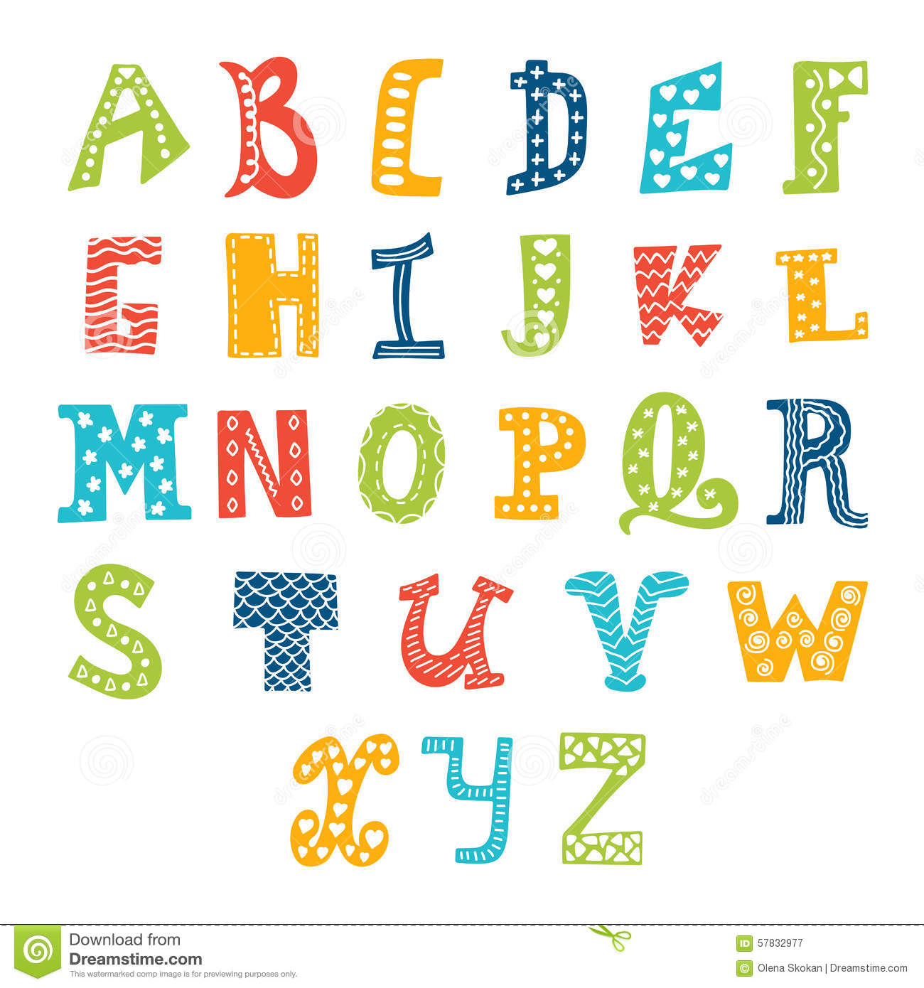 English Alphabet  Reading AZ