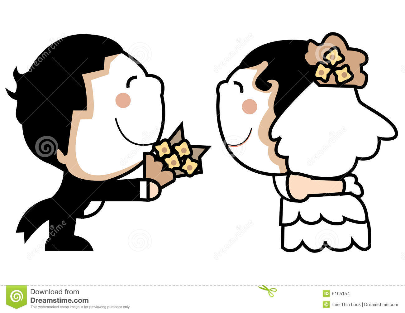 Cartoon Wedding Cute Couple Stock Illustrations 13 698 Cartoon Wedding Cute Couple Stock Illustrations Vectors Clipart Dreamstime