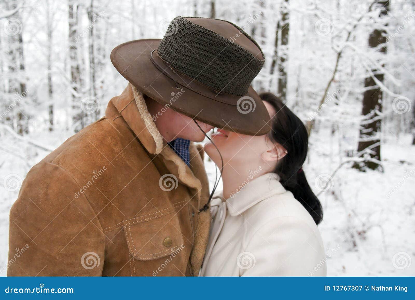 Cute Western Couple