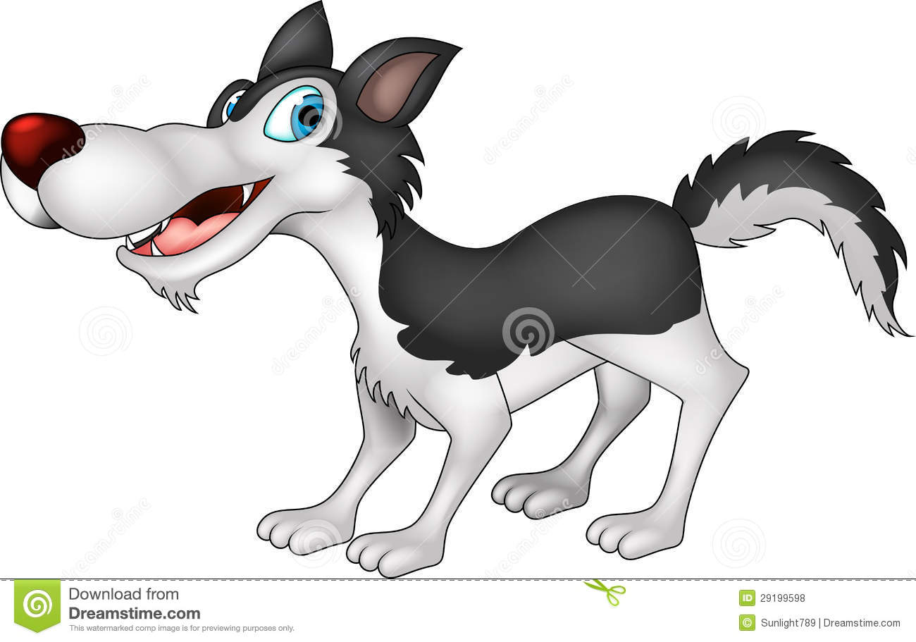 Uncategorized Cute Cartoon Wolf cute wolf cartoon royalty free stock photos image 29199598 photo download cartoon