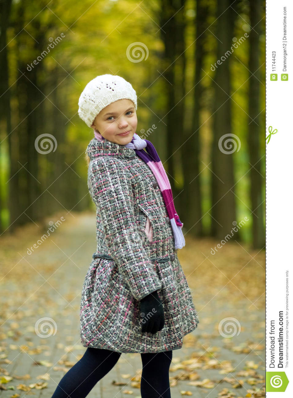 Young girls winter coats-2275