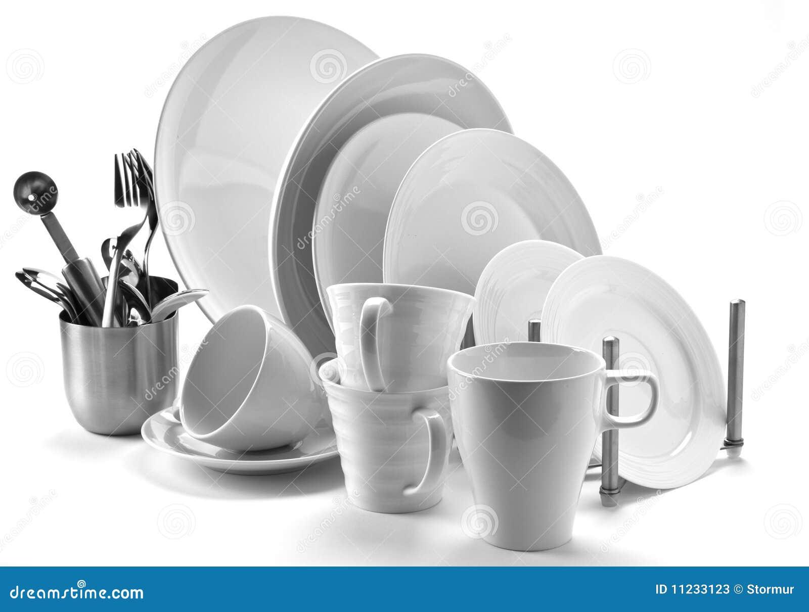 Cutlery talerze