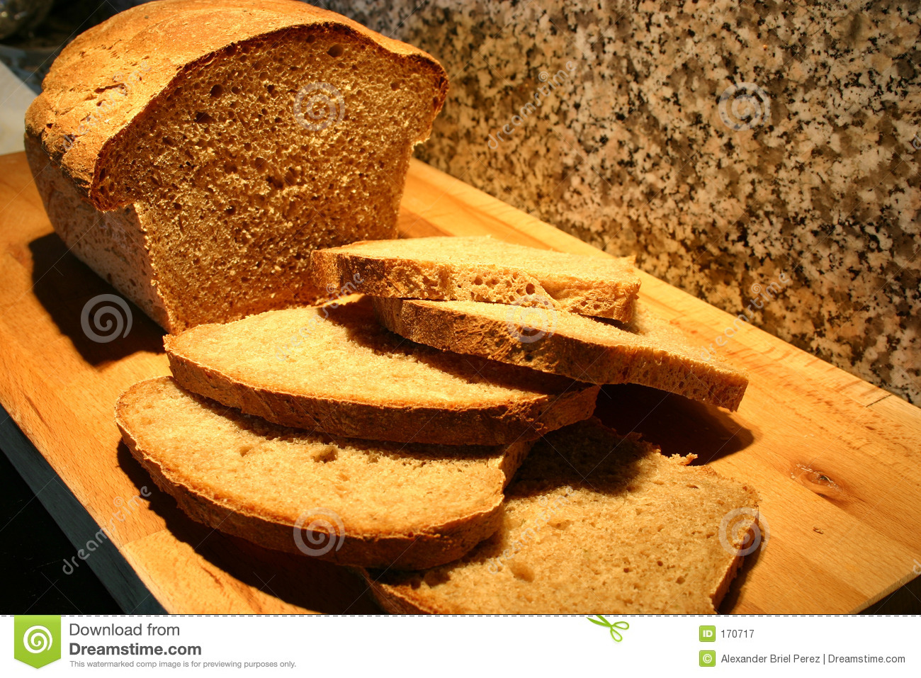 Cutted Bread