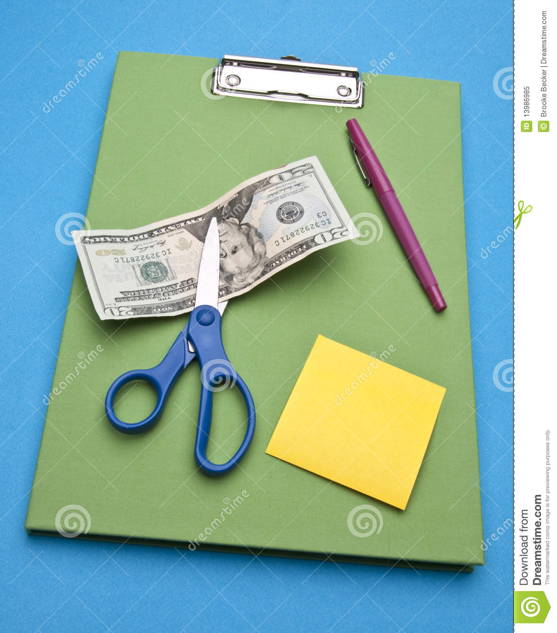 Cutting costs royalty free stock photo image 13986985 - How to save money when purchasing office supplies ...