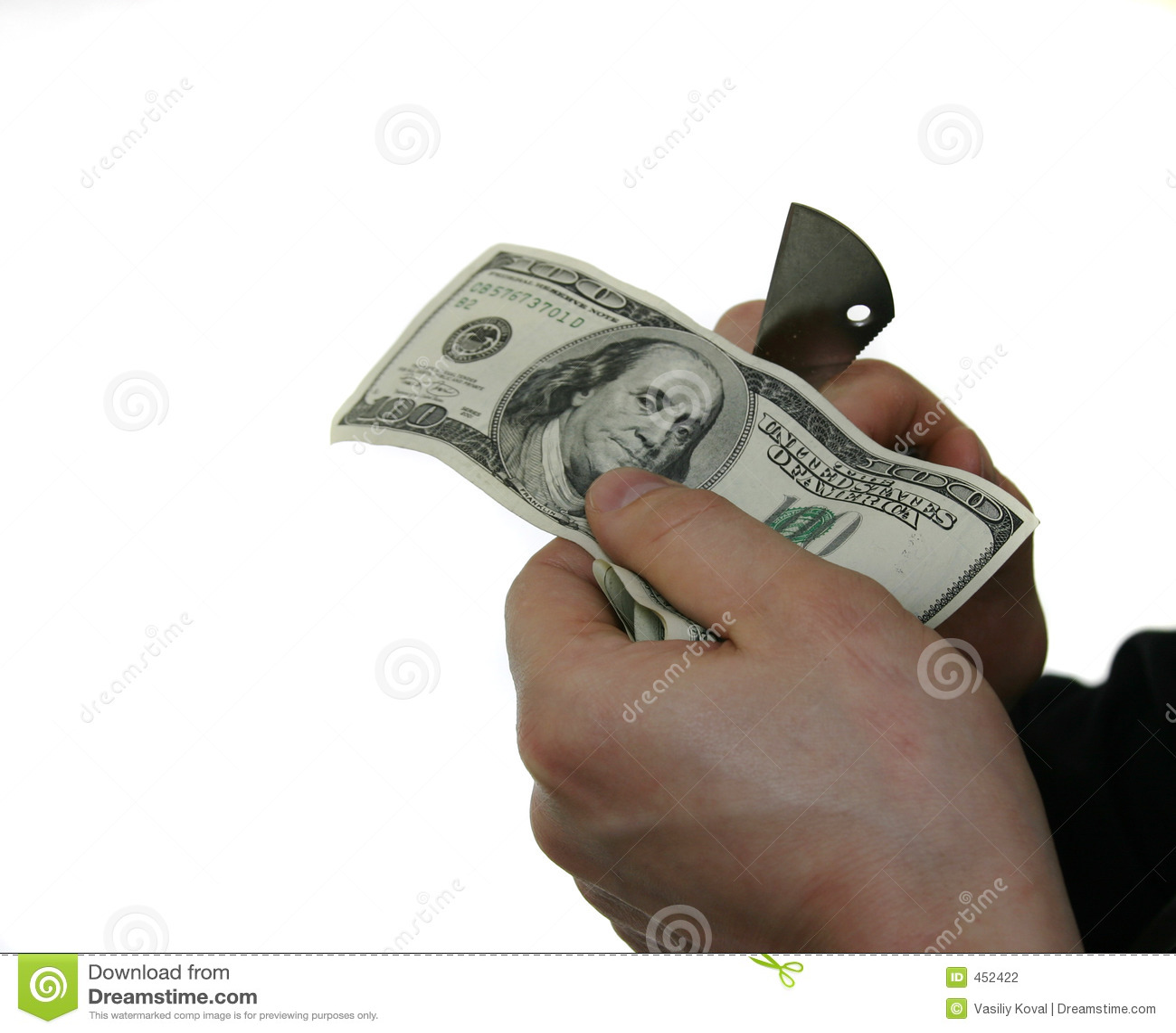 Cutting dollars