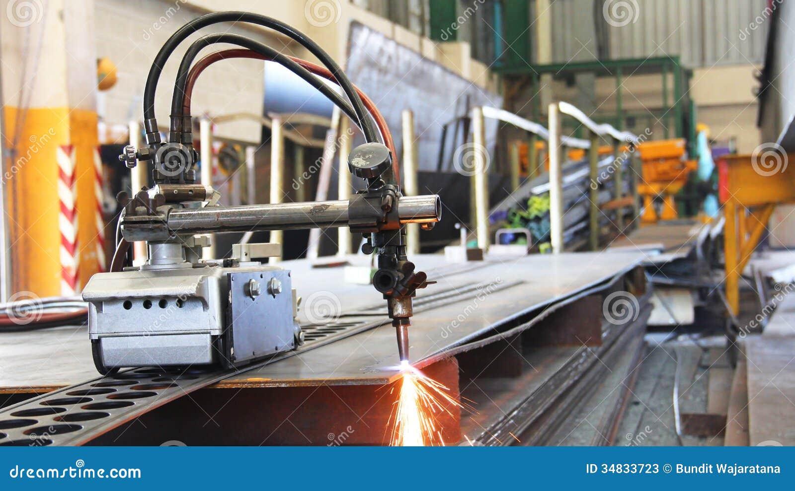 machine steel
