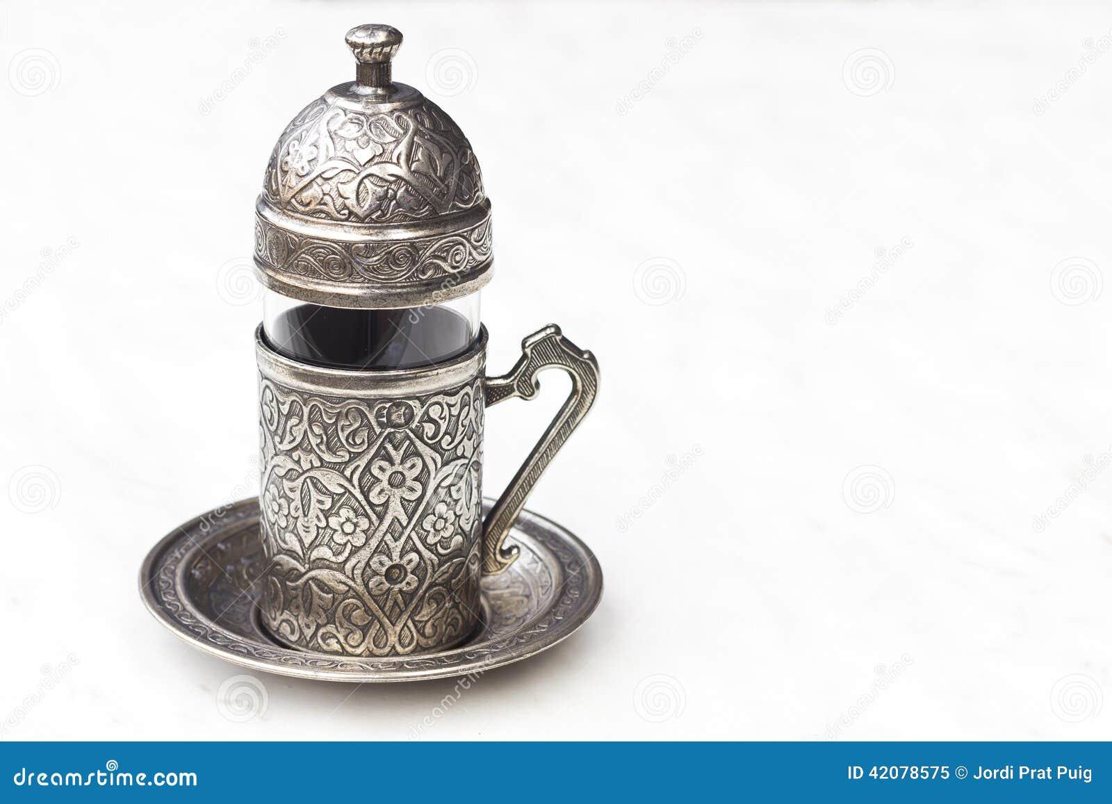 Cuvette de café turc